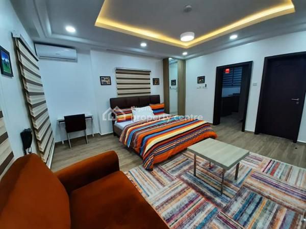 Luxury Furnished and Serviced 1bedroom Apartment, Katampe Extension, Diplomatic Zones, Abuja, Flat Short Let