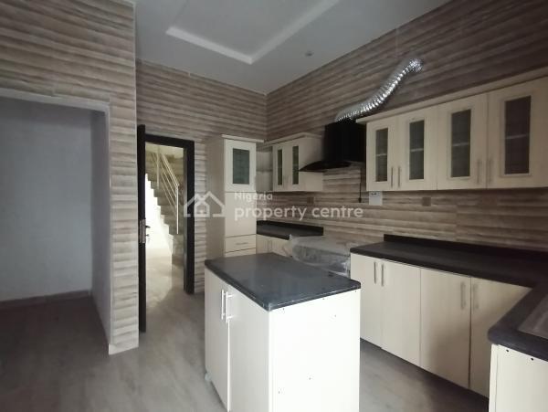 Four Bedroom Semi Detached House with Bq, Chevron Lekki, Chevy View Estate, Lekki, Lagos, Semi-detached Duplex for Sale