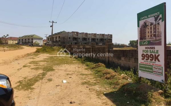 1 Bedroom Flat (1 Sitting Room, 1 Bathroom), Jabi, Abuja, Mini Flat for Sale