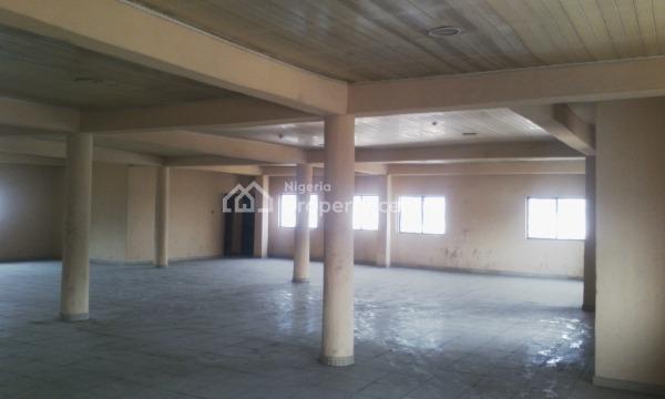280 Square Metres Open Plan Office Space, Herbert Macaulay Way, Ebute Metta East, Yaba, Lagos, Office Space for Rent