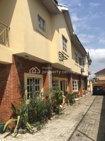 Luxury 4bedroom Terrace Duplex, Lekki Phase 1, Lekki, Lagos, Terraced Duplex for Sale