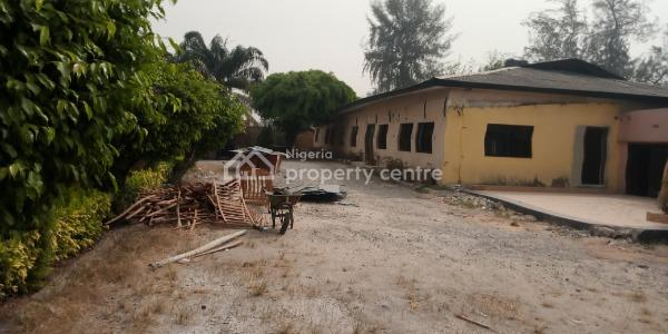 2 Wings of Detached on a Large Ground, Off Adetokunbo Ademola, Victoria Island (vi), Lagos, Detached Duplex for Rent