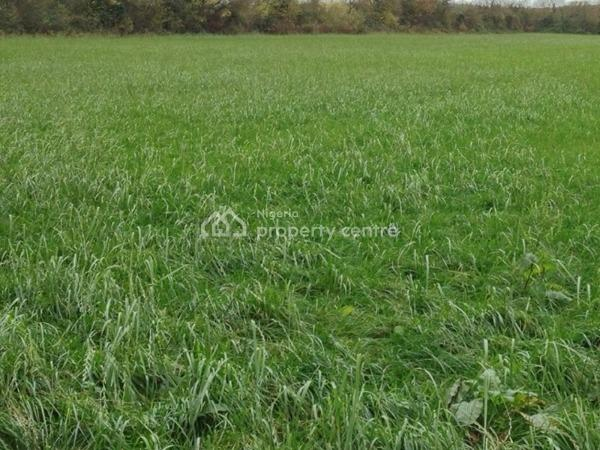 Fenced Plots of Land Measuring 1,137sqm, Parkview, Ikoyi, Lagos, Residential Land for Sale