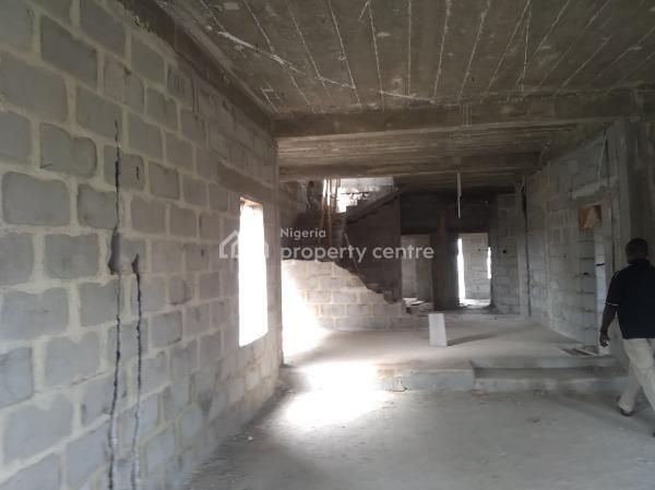 5 Bedrooms Detached Duplex (carcass), Mayfair Gardens Estate, Lekki, Lagos, Detached Duplex for Sale