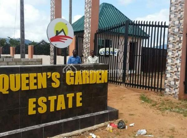Land in an Estate, Queens Garden Estate 15 Minutes Drive From Nnamdi Azikiwe Int. Airport., Kuje, Abuja, Residential Land for Sale