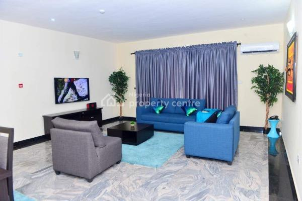 Luxury 3 Bedroom Apartment with a Fitted Kitchen, Old Ikoyi, Ikoyi, Lagos, Flat Short Let