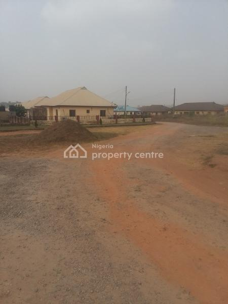Luxury 3 Bedroom Fully Detached Houses, Opposite Osun State Secretariat, Osogbo, Osun, Detached Bungalow for Sale