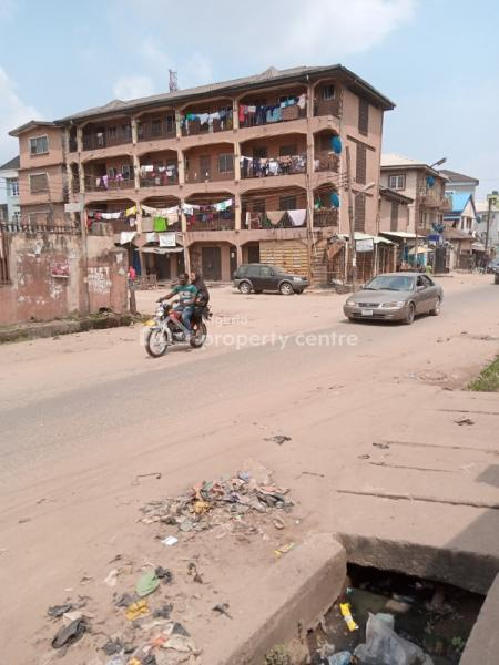 Three Storey Building and One Storey Building, Ondo Street, Ebute Metta West, Yaba, Lagos, Commercial Property for Sale