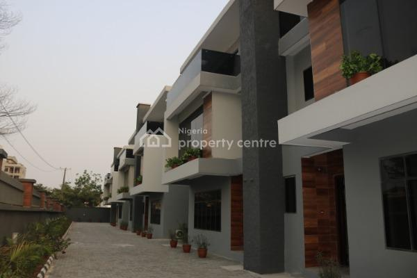 Tastefully Finished 5 Bedroom Semi-detached House with Swimming Pool, Victoria Island (vi), Lagos, Semi-detached Duplex for Sale