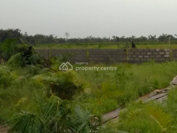 Land Buy and Start Building, Abule -pan  Ayeteju, Bogije, Ibeju Lekki, Lagos, Residential Land for Sale