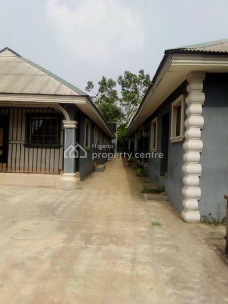 Brand New 10 Units of Mini Flat on 1 & Half Plot, Ikosi, Agbowa, Ikorodu, Lagos, Block of Flats for Sale