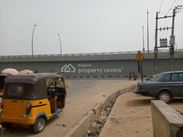 a Demolish-able Tenement Bungalow on a Full Plot, Off Ahmed Mohammed Street By Ojo Oba Local Government, Abule Egba, Agege, Lagos, Detached Bungalow for Sale