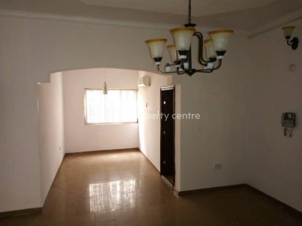 3 Bedroom Flat with a Room Bq, Osborne, Ikoyi, Lagos, Flat for Rent