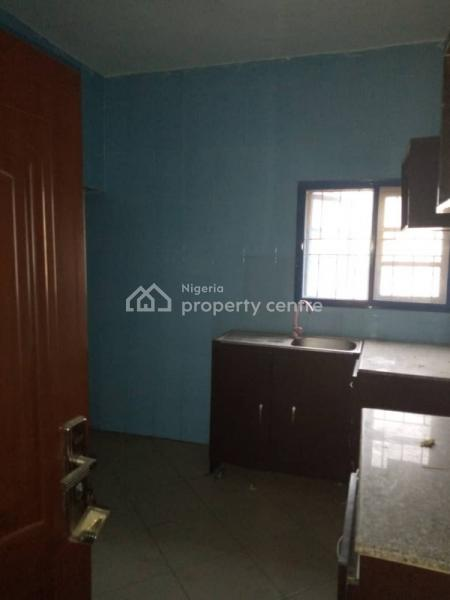 a Lovely 2 Bedroom Flat with Modern Facilities, Ifako, Ifako, Gbagada, Lagos, Flat / Apartment for Rent