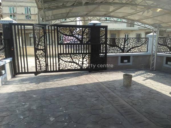 4 Bedrooms Semi- Detached Duplex with a Room Bq, Westend Estate, Lekki County Homes, Lekki Phase 1, Lekki, Lagos, Semi-detached Duplex for Rent