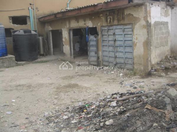 Land of Large Expanse on Corner Piece, Adetola Road Via Access Diamond Bank & Conoil Petrol Station, Aguda, Surulere, Lagos, Mixed-use Land for Sale