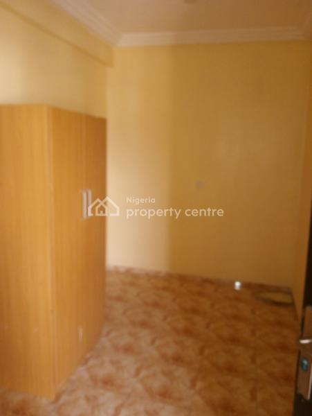 Single Room Bq Upstairs, Chevy View Estate, Lekki, Lagos, Flat for Rent