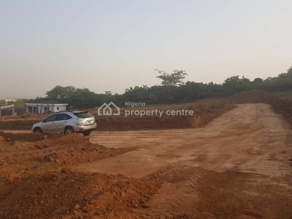 Plot of Land for 5 Bedroom Fully Detached Duplex, Diplomatic Zone, Katampe Extension, Katampe, Abuja, Residential Land for Sale