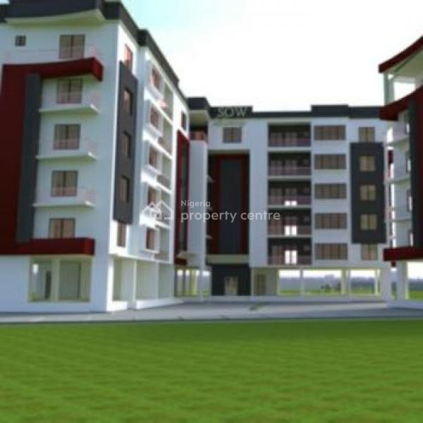 a Luxury 3 Bedroom Flat Unit with Bq Offplan, Life Camp, Gwarinpa, Abuja, Block of Flats for Sale