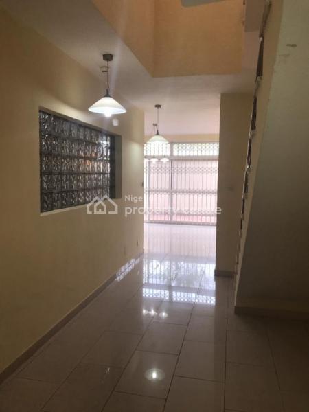 4 Bedroom & Study Semidetached Terrace, Bourdillon, Old Ikoyi, Ikoyi, Lagos, Terraced Duplex for Rent