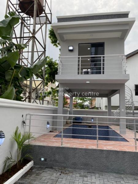 14 Units of 4 Bedroom Terrace House with 1 Room Bq, Oniru, Victoria Island (vi), Lagos, Terraced Duplex for Sale