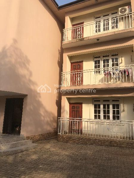 Luxury Three Bedroom with a Self  Contained Bq, Jabi, Abuja, Mini Flat for Rent