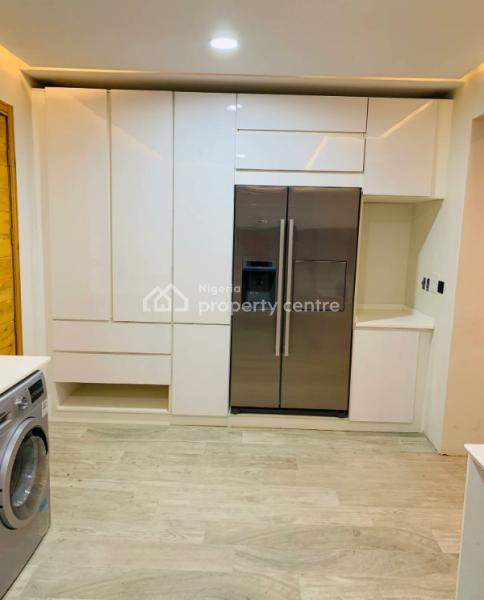 Aesthetically Built and Furnished Smart 4 Bedroom Detached Houses, Ikeja Gra, Ikeja, Lagos, Detached Duplex for Sale
