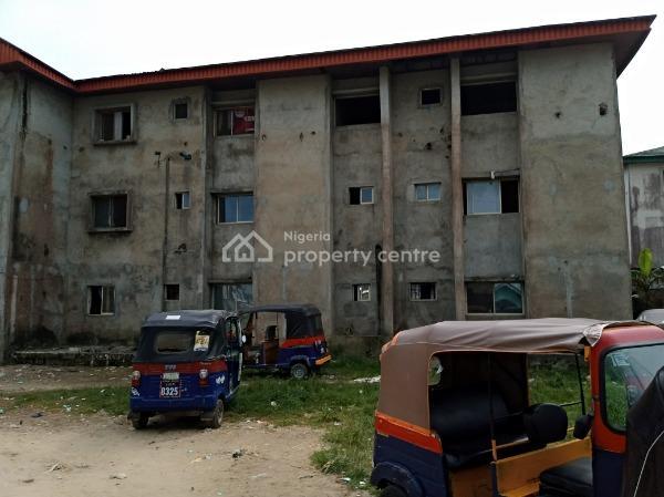 Uncompleted Hotel, Along Imgbi Road, Yenagoa, Yenagoa, Bayelsa, Hotel / Guest House for Sale