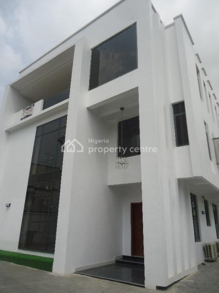 5 Bedroom Detached Duplex with 2 Room Bq and Excellent Facilities, Old Ikoyi, Ikoyi, Lagos, Detached Duplex for Sale