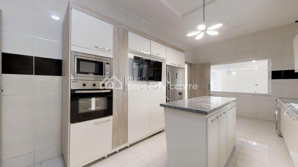Luxury 5 Bedroom Detached Duplex with Bq, 4th Avenue, Osapa London, Osapa, Lekki, Lagos, Detached Duplex for Sale