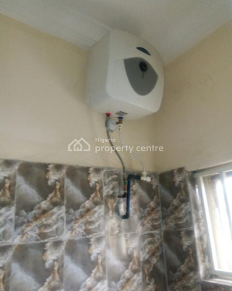 Luxury 3 Bedroom Flat with Federal Light, Eliozu, Port Harcourt, Rivers, Flat for Rent