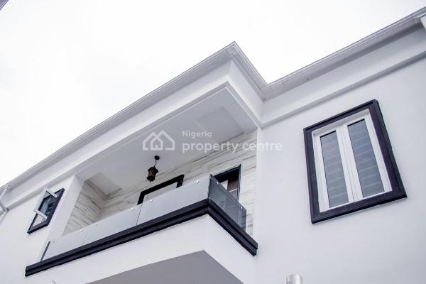 Newly Built 6units 4 Bedroom Semi Detached Duplex with One Room Bq, Chevy View, Chevy View Estate, Lekki, Lagos, Semi-detached Duplex for Sale