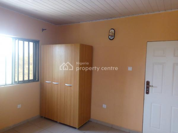 Service 1 Bedroom Flat, Off Aminu Kano Crescent, Wuse 2, Abuja, Flat for Rent