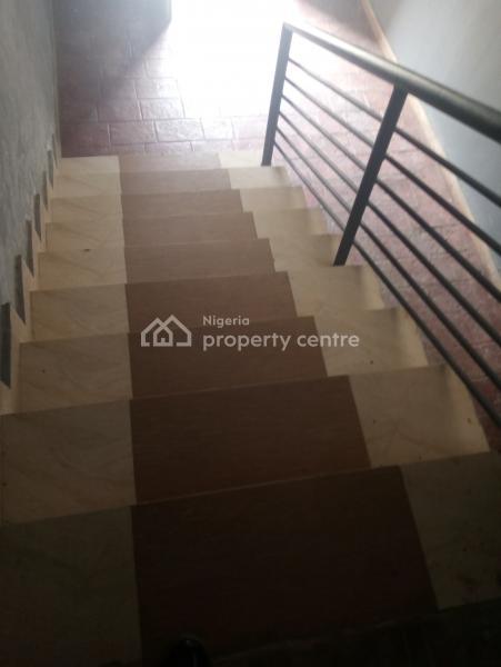 Partly Furnished 3 Bedroom Flat(upstairs), Kajola Phase 2 Estate Before Bogije, Ibeju Lekki, Lagos, Flat for Rent