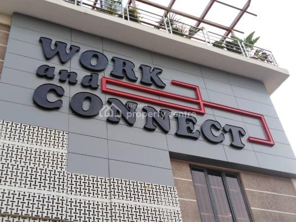 Work and Connect, 50 Ebitu Ukiwe Street, Jabi, Abuja, Conference / Meeting / Training Room for Rent