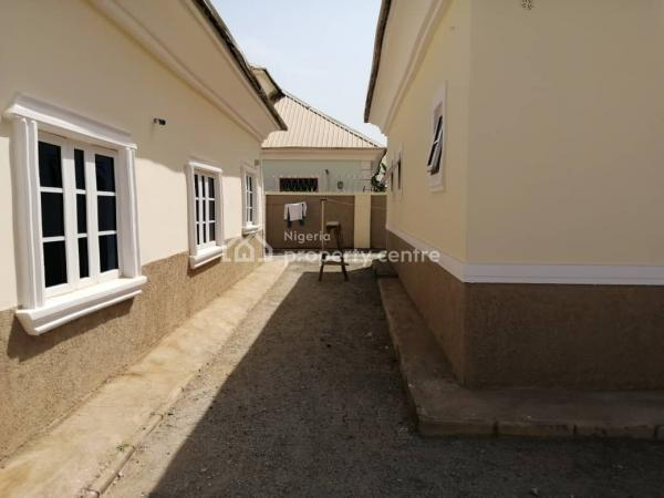 4 Bedroom Fully Detached Bungalow with 2 Rooms Bq, Life Camp, Gwarinpa, Abuja, Detached Bungalow for Sale