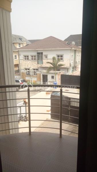 Well Furnished 4bed Semi Detached, Chevy View Estate, Lekki, Lagos, House for Rent