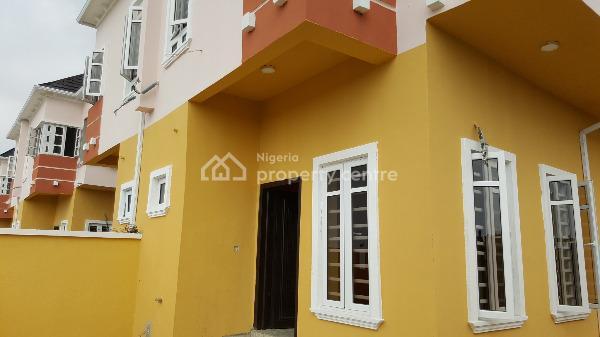 Well Located 4 Bedroom Semi-detached House, Ikota Villa Estate, Lekki, Lagos, Semi-detached Duplex for Sale