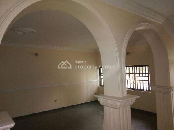 Newly Renovated 3 Bedroom Terrace with Large Study Plus 1 Room Bq, Alhaji Abubakar Usman Street, Jabi, Abuja, Terraced Duplex for Sale