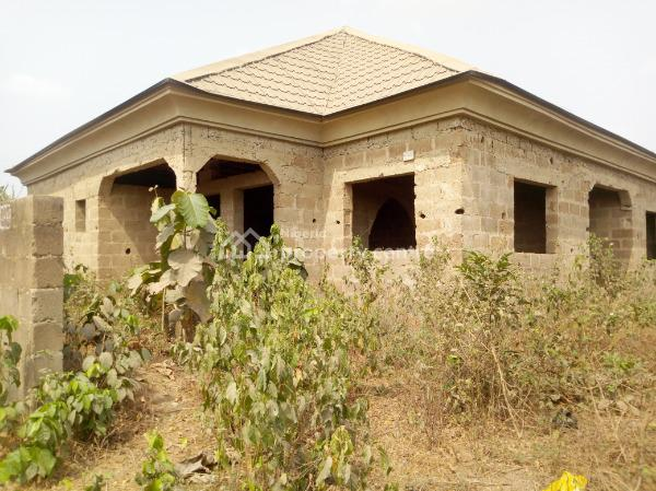 For Sale: Luxury Uncompleted 4 Bedroom Bungalow With 2 ...