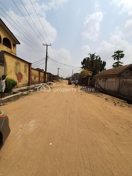 7 Bedroom House, Ganiu Sule Off Fagbenro Avenue, Agric, Ikorodu, Lagos, Detached Duplex for Sale