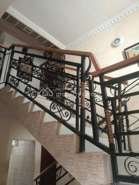 Recent Built 4 Bedroom Fully Detached Duplex, New Oko-oba, Agege, Lagos, Detached Duplex for Sale