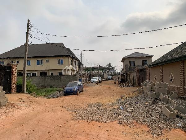 Acres of Land Available with 6 Months Plan, Bucknor Gra, Elemu Bus Stop , Off Isheri Osun Rd, Ejigbo, Lagos, Residential Land for Sale