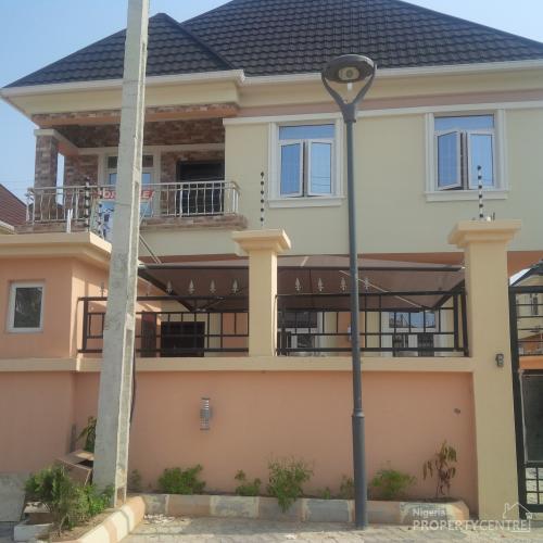 5 Bedroom Newly Built Detached Duplex , Lekki, Lagos, 5 Bedroom House For Sale