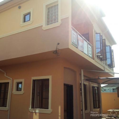 5 Bedroom Detached Duplex Built To Taste. , Lekki, Lagos, 5 Bedroom House For Sale