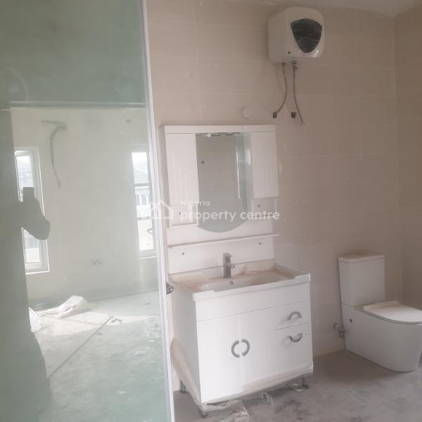 Luxury 3 Bedroom Duplex All Ensuite with Bq, By 3rd Round About, Lekki Phase 1, Lekki, Lagos, Flat for Sale