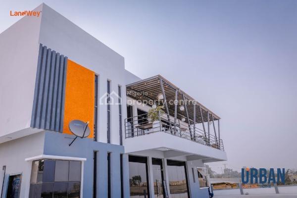 Land, 5 Mins Drive From Dangote Refinery, Urban Prime Three, Akodo Ise, Ibeju Lekki, Lagos, Mixed-use Land for Sale