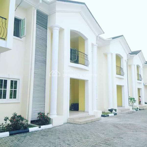 4bedroom Terrace Duplex, Peter Odili, Port Harcourt, Rivers, Terraced Duplex for Rent