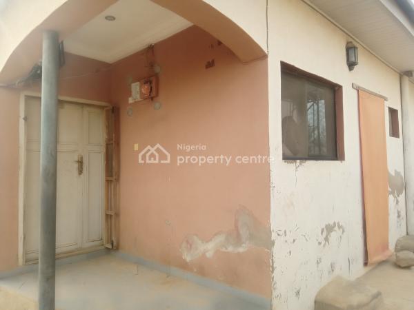 2 Bedroom Bungalow with 2 Toilet, Landmark Is Pipeline, Kubwa, Abuja, Flat for Rent