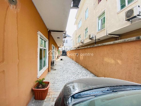 Luxury 4 Bedroom Duplex, Osapa London, Osapa, Lekki, Lagos, Semi-detached Duplex for Rent
